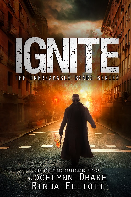 Jocelynn Drake and Rinda Elliott - Ignite Cover 383ju0