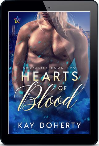 Hearts of Blood by Kay Doherty Release Blast, Excerpt & Giveaway!