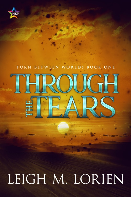 Leigh M. Lorien - Through The Tears Cover 348jam