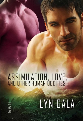Lyn Gala - Assimilation, Love, and Other Human Oddities Cover ngjvrew8