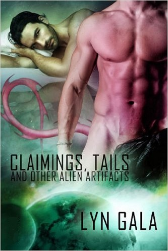 Lyn Gala - Claimings Tails and Other Alien Artifacts Cover 8j4h4