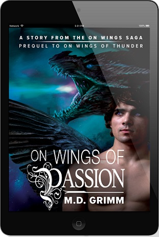On Wings Of Passion by M.D. Grimm Book Blast, Guest Post & Exclusive Excerpt!