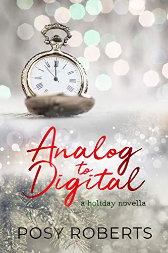 Posy Roberts - Analog to Digital All I Want - Home For The Holidays Cover L 7HY4