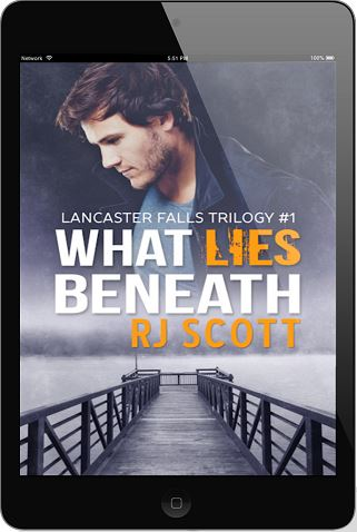 What Lies Beneath by R.J. Scott Release Blast & Giveaway!