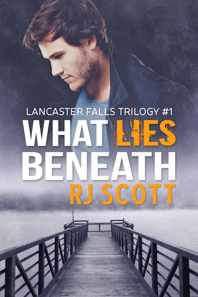 R.J. Scott - What Lies Beneath Cover kri938