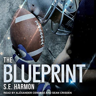 S.E. Harmon - The Blueprint Audio Cover 73484hrj