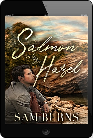 Salmon & The Hazel by Sam Burns Release Blast & Giveaway!