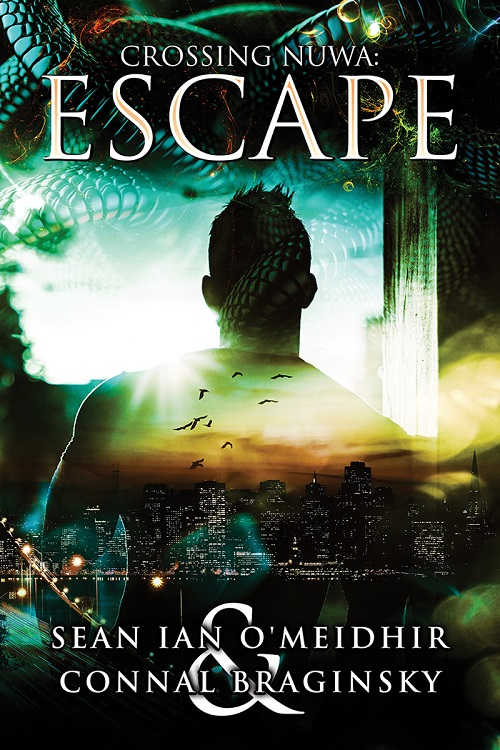 Sean Ian O'Meidhir and Connal Braginsky - Escape Cover 3473uye