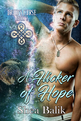Shea Balik - A Flicker Of Hope Cover 46gtc3