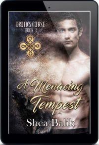Shea Balik - A Menacing Tempest 3d Cover 8346t4g