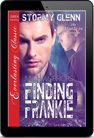 Finding Frankie by Stormy Glenn (2nd Edition)