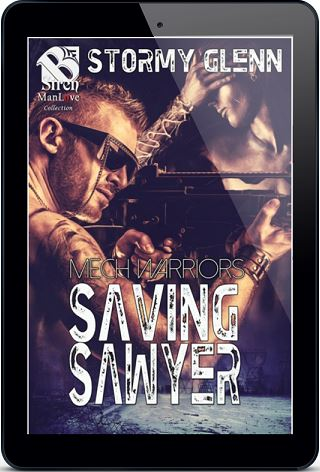 Saving Sawyer by Stormy Glenn