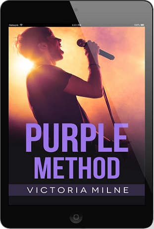 Purple Method by Victoria Milne Blog Tour, Guest Post, Excerpt & Giveaway!