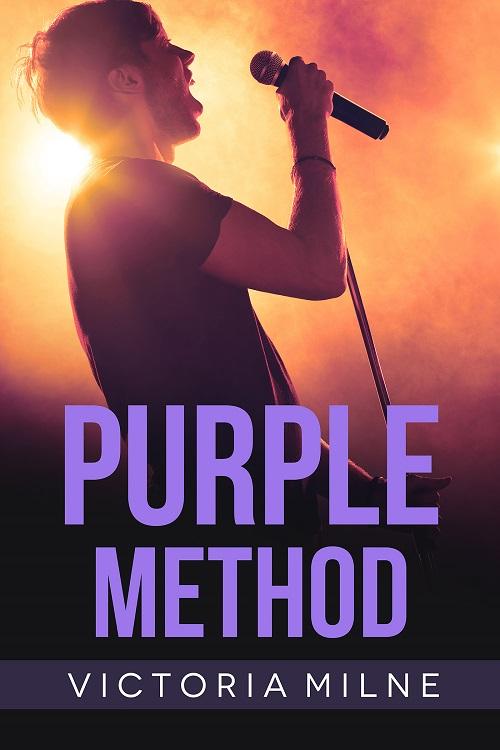 Victoria Milne - Purple Method Cover 34764yt