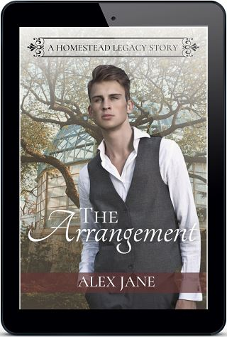 The Arrangement by Alex Jane Release Blast & Giveaway!