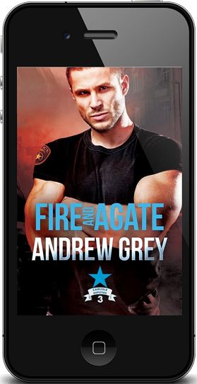 Fire and Agate by Andrew Grey ~ Audio Review