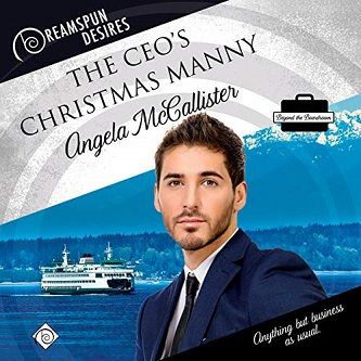 Angela McCallister - The CEO's Christmas Manny Audio Cover gehy65