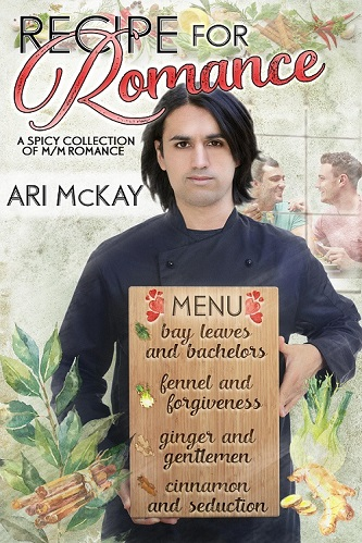 Ari McKay - Recipe For Romance Cover s m392h3