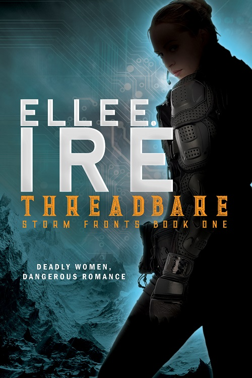 Elle E. Ire - Threadbare Cover 5y4hn