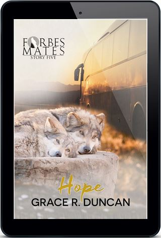 Hope by Grace C. Duncan Cover Reveal & Excerpt!