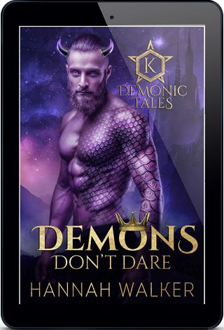 Demons Don't Dare by Hannah Walker