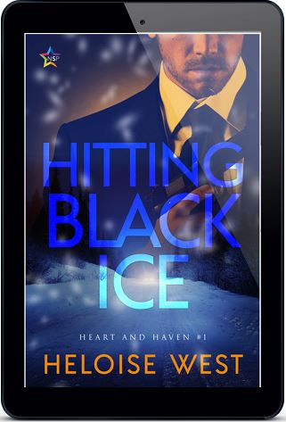 Hitting Black Ice by Heloise West (2nd Edition)