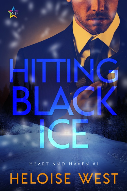 Heloise West - Hitting Black Ice Cover th746g