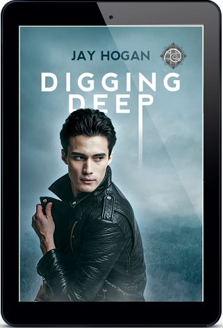 Digging Deep by Jay Hogan Release Blast, Excerpt & Giveaway!