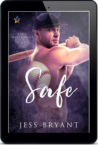 Jess Bryant - Safe 3d Cover jue837