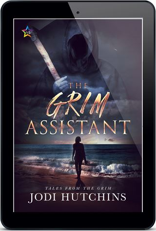 The Grim Assistant by Jodi Hutchins Release Blast, Excerpt & Giveaway!