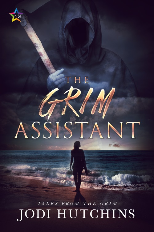 Jodi Hutchins - The Grim Assistant Cover 474yh