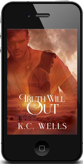 Truth Will Out by K.C. Wells ~ Audio Review