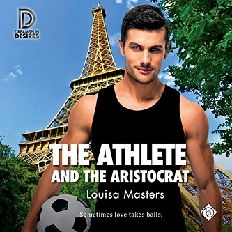 Louisa Masters - The Athlete and the Aristocrat Audio Cover yh3n38