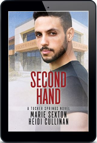 Second Hand by Marie Sexton & Heidi Cullinan (2nd Edition)
