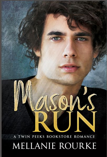 Mellanie Rourke - Mason's Run Cover 94gvf