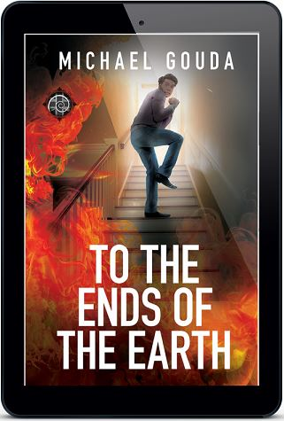 Michael Gouda - To The Ends Of The Earth 3d Cover sdkm84