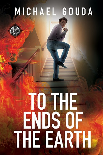 Michael Gouda - To The Ends Of The Earth Cover ner6chr