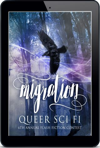 Migration QSF Flash Fiction Anthology Blog Tour, Exclusive Excerpt & Giveaway!
