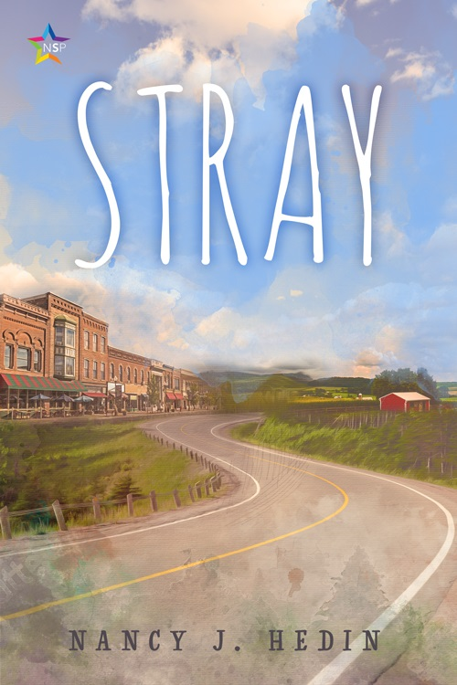 Nancy J. Hedin - Stray Cover 647hg4