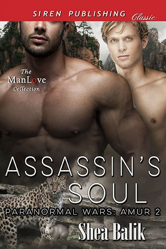 Shea Balik - Assassin's Soul Cover t64h6