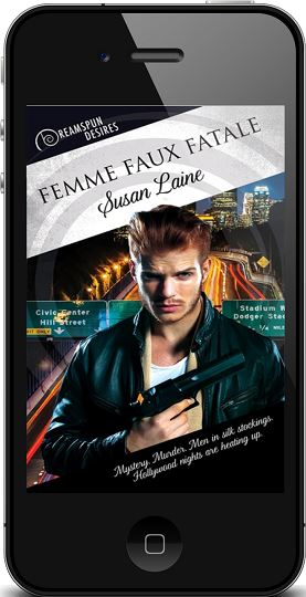 Femme Faux Fatale by Susan Laine ~ Audio Review