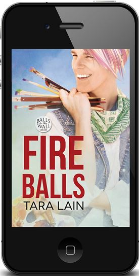Fire Balls by Tara Lain ~ Audio Review