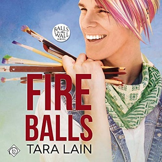 Tara Lain - Fire Balls Audio Cover 575hy