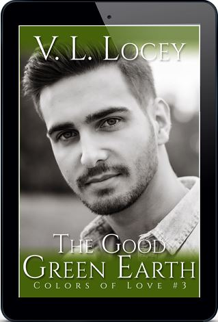 V.L. Locey - The Good Green Earth 3d Cover uht56