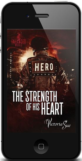 The Strength of His Heart by Victoria Sue ~ Audio Review