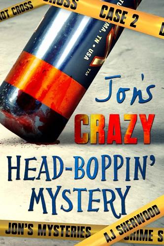A.J. Sherwood - Jon's Crazy Head-Boppin' Mystery Cover 54huy5