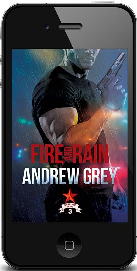 Fire and Rain by Andrew Grey ~ Audio Review
