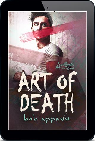 Art of Death by Bob Appavu Blog Tour, Exclusive Excerpt, Review & Giveaway!