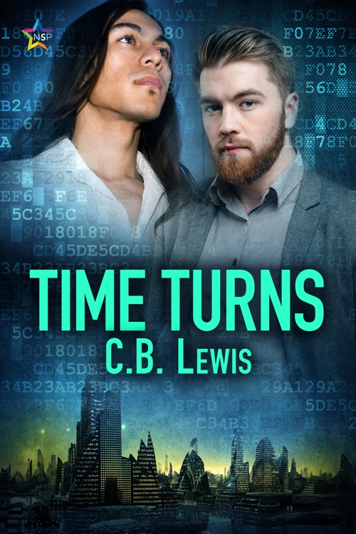C.B. Lewis - Time Turns Cover nwej839