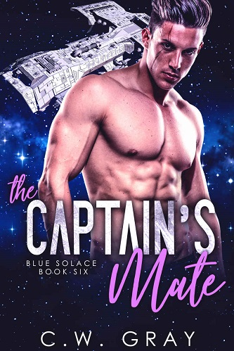C.W. Gray - The Captain's Mate Cover 74hm3